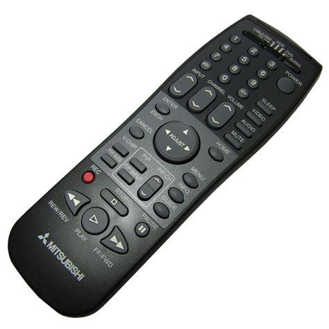 Mitsubishi Tv Remote by Original Mitsubishi Remote For Vs 45609 Vs45609 Tv