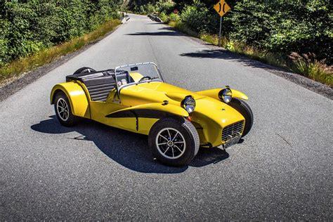 1969 Lotus Super Seven