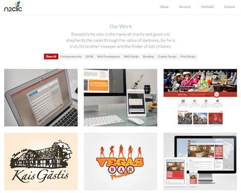 wordpress portfolio creating a killer portfolio website using themes