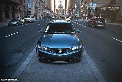 Tsx Acura Honda Stance Accord Tuning Wallpapers
