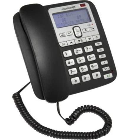 t 233 l 233 phone filaire t 233 l 233 phone fixe essentielb easy chez boulanger