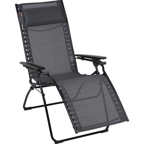 chaise relax lafuma lafuma evolution recliner chair backcountry com