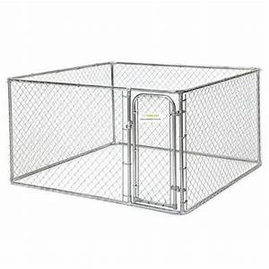 vebo 23m chain link diy outdoor dog kennel run kit ebay With outdoor dog kennel kits