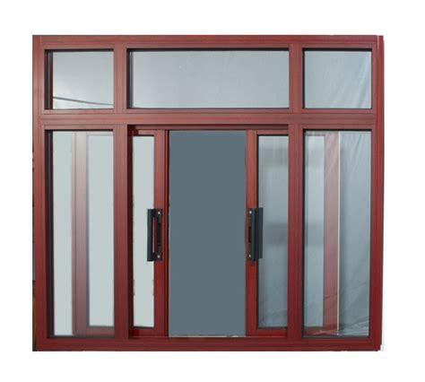 series aluminum sliding window