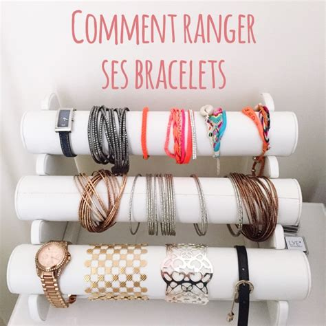 comment ranger ses bracelets dans mon sac de fille