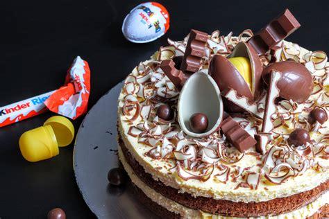 kinderschokolade kuchen rezept kinderschokolade torte die perfekte kombi auch