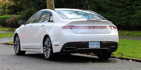 lincoln 2017 white 2017 lincoln mkz review the automotive review