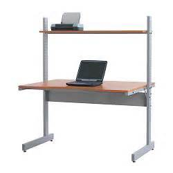 ikea jerker desk work highs and lows this height adjustable jerker takes