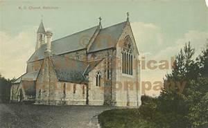 R C Church  Rathdrum  Co Wicklow  Ireland  Old Irish Photograph  Wk