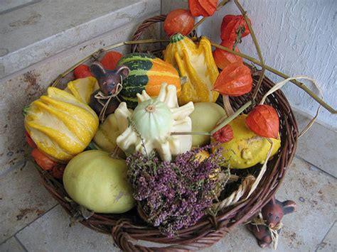 Herbstdeko Garten Bilder by Herbstdeko Mit K 252 Rbis Bilder Aus Der Fotogalerie Mein