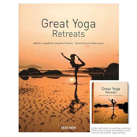 great yoga retreats book  cielshop notonthehighstreetcom