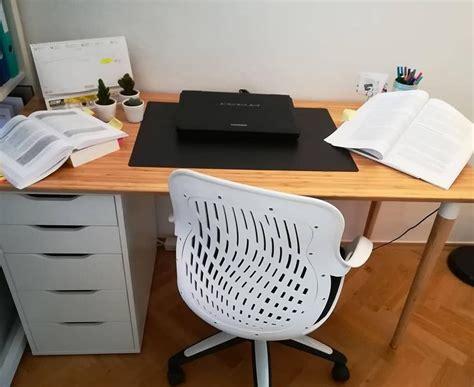 Kommode Alex Ikea by Diy Ikea Schreibtisch Alex Kommode Hilver Tischplatte Home