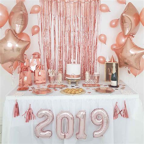 decoration sweet table rose gold nouvel   jour de