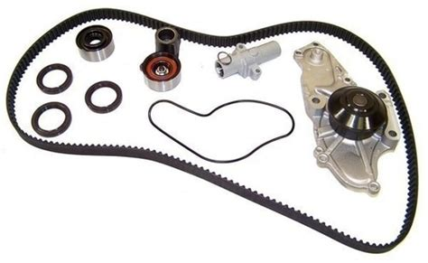 2006 Acura Tl Timing Belt by 2006 Acura Tl 3 2l Engine Timing Belt Kit With Water