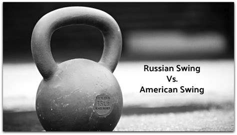 Russian Swing Kettlebell by Rdellatraining Debating The Kettlebell Swing The