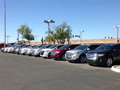AutoNation Ford Scottsdale car dealership in Scottsdale