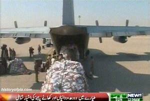Air Transportation of Relief Goods for the People of Thar ...