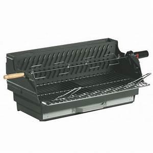 Barbecue A Poser : barbecue charbon invicta poser louqsor ~ Melissatoandfro.com Idées de Décoration