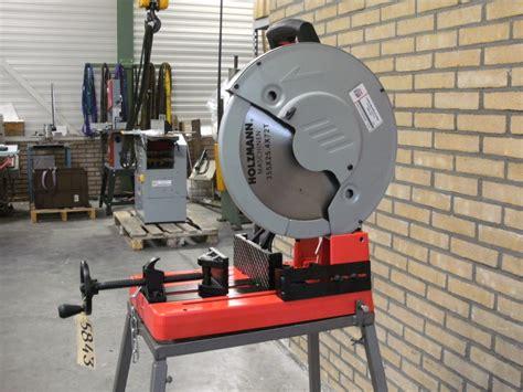 Afkortzaag Metaal Gebruikt by Afkortzaagmachine Metaal Holzmann Mks355 Kin Machines