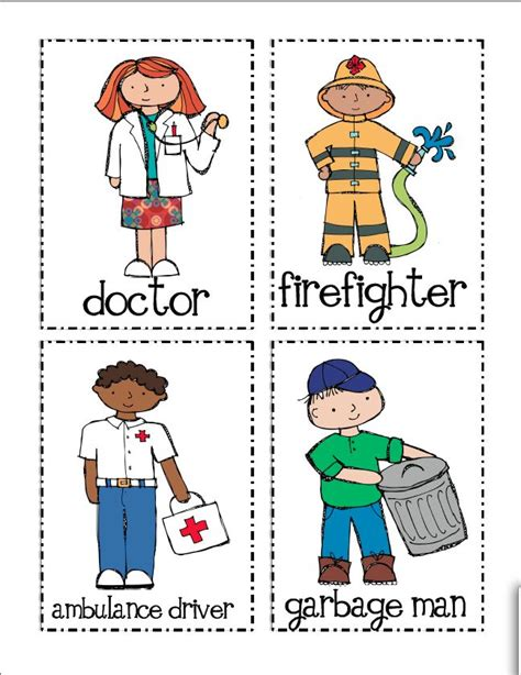 11541 community helpers pictures printables 1000 images about community helpers activities on