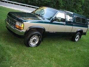 Buy Used 1993 Dodge Dakota Le Extended Cab 4x4 49 840