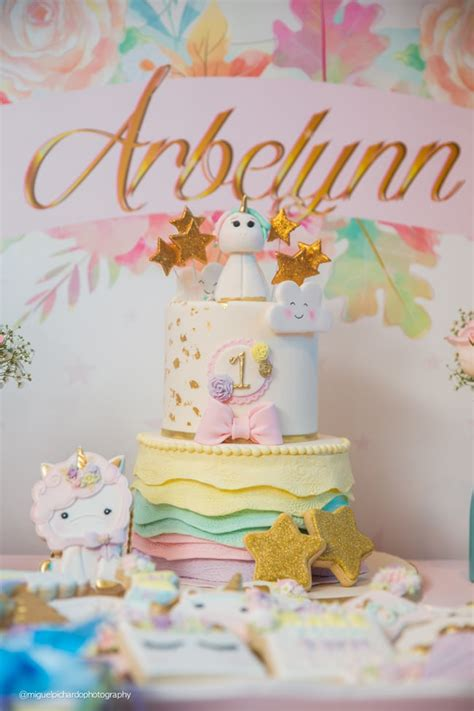 magical unicorn birthday party birthday party baby unicorn themed birthday party pretty my party