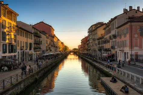 Ringhiera Navigli by Navigli In Milan Thousand Wonders