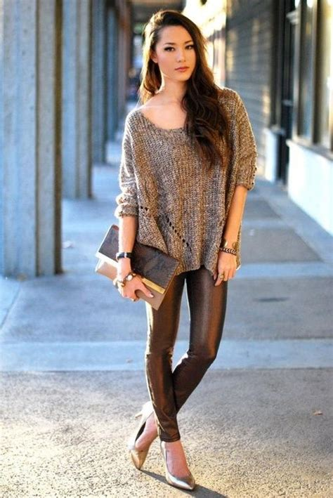 Cute Date Night Outfit for the Winter. | Fashion + Style | Pinterest | Nice hair colors The ...