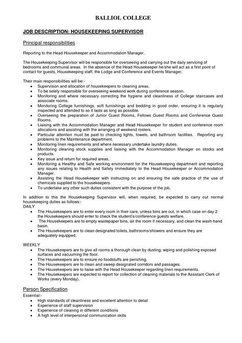 cleaning duties description housekeeping duties curatatorie chimica