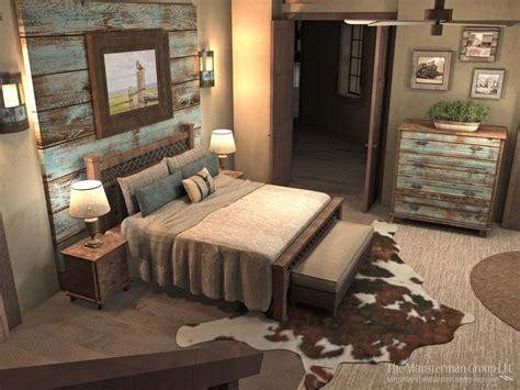 Best + Rustic Master Bedroom Ideas On Pinterest