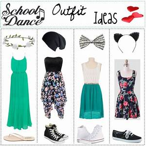 Junior High School Dance Outfit Ideas//Angelisa by lol-icons-and-tips on Polyvore featuring ...