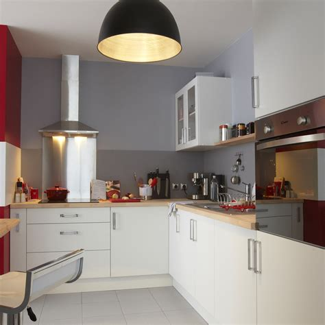 kit de cuisine meuble de cuisine en kit leroy merlin