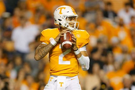 tennessee football projecting   offensive depth