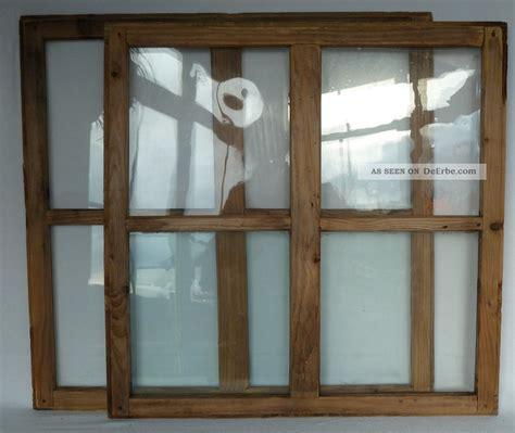 holzfenster mit sprossen alte fenster holzfenster mit sprossen 2 st 252 ck