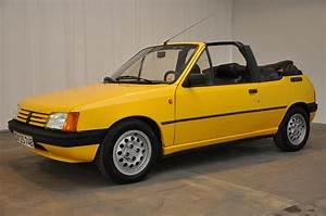Peugeot 205 Cabriolet : 1986 peugeot 205 cti cabriolet classic motor sales ~ Medecine-chirurgie-esthetiques.com Avis de Voitures