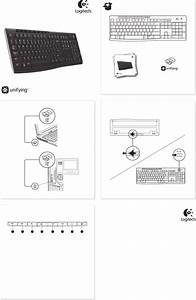 Download Logitech Computer Keyboard K270 Manual And User