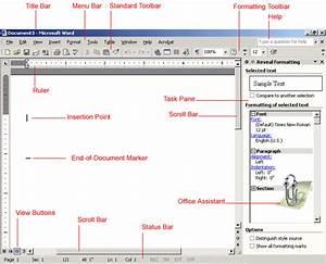 Standard Toolbar In Word 2007