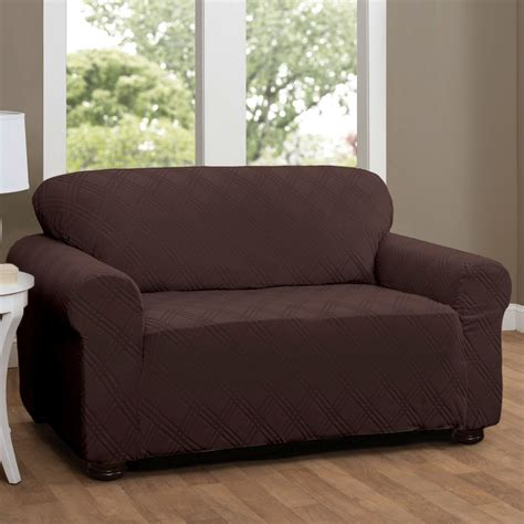 Loveseat Stretch Slipcovers stretch loveseat slipcovers
