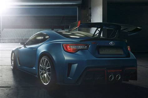 Subaru And Toyota To Team Up For Next-gen Sports Car