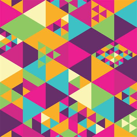 Shapes Background Colorful Shapes Abstract Background Free Vector In