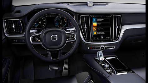 Volvo S60 2019 Interior by 2019 Volvo S60 Interior