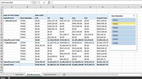 excel pivot table tutorial excel 2010 pivot table training pdf tutorial on pivot
