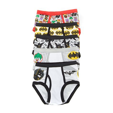 Boys LEGO® Batman? 5pk. Briefs Underwear   Boscov's