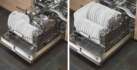 monogram zdtssjss fully integrated dishwasher   place setting capacity height