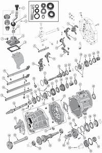 Aisin Ax15 Transmission Parts