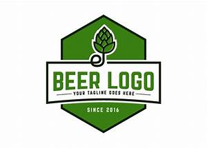 unique stock logo online in minutes create your brand With beer logo creator