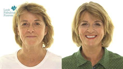makeup  older women define  eyes  lips     fabulous  youtube