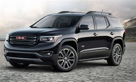 2018 Gmc Acadia Changes, Features, Price  20182019 Suvs