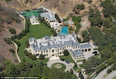 Mark Wahlberg's Beverly Park Mansion Appears To Be