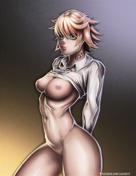 Emma From The Promised Neverland By Lacksety Hentai Foundry